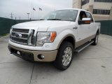 2012 Ford F150 King Ranch SuperCrew 4x4 Data, Info and Specs