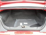 2012 Ford Mustang GT Coupe Trunk