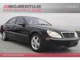 2004 Black Mercedes-Benz S 500 Sedan #61113406