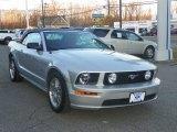 2006 Satin Silver Metallic Ford Mustang GT Premium Convertible #61112804