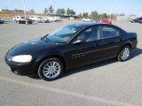 2001 Chrysler Sebring Black