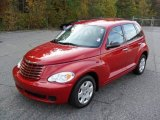 2007 Inferno Red Crystal Pearl Chrysler PT Cruiser  #61167239