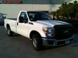 2011 Ford F350 Super Duty XL Regular Cab Data, Info and Specs