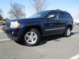 2006 Midnight Blue Pearl Jeep Grand Cherokee Limited #61167224