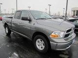 2011 Mineral Gray Metallic Dodge Ram 1500 ST Quad Cab 4x4 #61167212