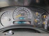2005 Chevrolet Tahoe Z71 4x4 Gauges