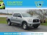 2010 Silver Sky Metallic Toyota Tundra SR5 CrewMax 4x4 #61113318