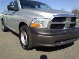 2010 Bright Silver Metallic Dodge Ram 1500 ST Quad Cab #61167195