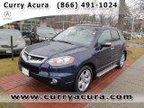 2008 Royal Blue Pearl Acura RDX  #61167177