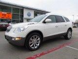 2010 White Opal Buick Enclave CXL #61074866