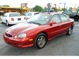 1997 Toreador Red Metallic Ford Taurus SHO #61112965
