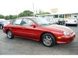 1997 Ford Taurus Toreador Red Metallic
