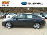 2012 Dark Gray Metallic Subaru Impreza 2.0i Premium 4 Door #61074600