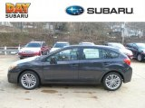 2012 Dark Gray Metallic Subaru Impreza 2.0i Premium 5 Door #61074598
