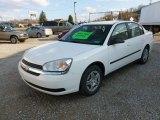 2005 White Chevrolet Malibu Sedan #61167101