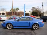 2004 Ford Mustang Azure Blue