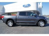 2011 Magnetic Gray Metallic Toyota Tundra Limited CrewMax 4x4 #61167091