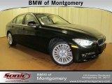 2012 Black Sapphire Metallic BMW 3 Series 328i Sedan #61112915