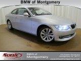 2012 Titanium Silver Metallic BMW 3 Series 328i Coupe #61112914