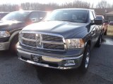 2012 Mineral Gray Metallic Dodge Ram 1500 Big Horn Quad Cab 4x4 #61242036