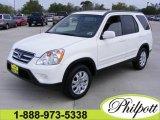 2006 Taffeta White Honda CR-V SE 4WD #6099540