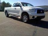 2010 Super White Toyota Tundra Double Cab #61242023