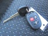 2008 Hyundai Tiburon GS Keys