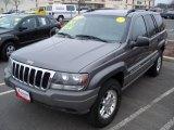 2002 Graphite Metallic Jeep Grand Cherokee Laredo 4x4 #6100554