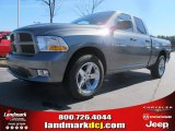 2012 Mineral Gray Metallic Dodge Ram 1500 Express Quad Cab #61241763