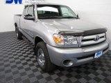 2005 Silver Sky Metallic Toyota Tundra SR5 Access Cab 4x4 #61242000