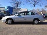 2002 Satin Silver Metallic Honda Accord LX Sedan #61242277