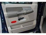 2008 Dodge Ram 1500 SLT Mega Cab 4x4 Door Panel