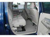2008 Dodge Ram 1500 SLT Mega Cab 4x4 Rear Seat
