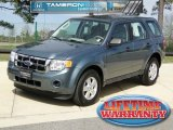 2010 Steel Blue Metallic Ford Escape XLS 4WD #61242183