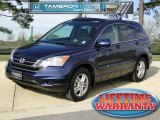 2011 Royal Blue Pearl Honda CR-V EX-L #61242179