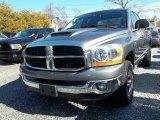 2006 Mineral Gray Metallic Dodge Ram 1500 Laramie Quad Cab 4x4 #61242174