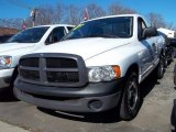 2003 Bright White Dodge Ram 1500 ST Regular Cab #61242173