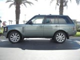2006 Giverny Green Metallic Land Rover Range Rover Supercharged #61241648