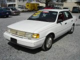 1992 Mercury Topaz GS Sedan