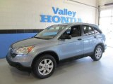 2009 Glacier Blue Metallic Honda CR-V EX 4WD #61241635