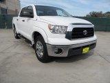 2008 Super White Toyota Tundra SR5 CrewMax #61241861