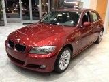 2011 Vermillion Red Metallic BMW 3 Series 328i xDrive Sedan #61242092