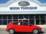 2012 Race Red Ford Focus SE Sport 5-Door #61241829