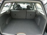 2005 Ford Focus ZXW SES Wagon Trunk