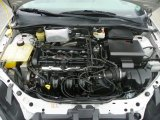 2005 Ford Focus ZXW SES Wagon 2.0 Liter DOHC 16-Valve Duratec 4 Cylinder Engine