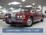 Rolls-Royce Silver Spur 1990 Data, Info and Specs