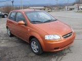 2008 Chevrolet Aveo Aveo5 LS Data, Info and Specs