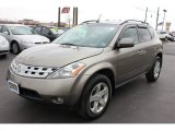 2003 Polished Pewter Metallic Nissan Murano SL AWD #61288542