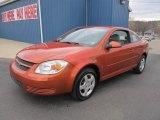 2007 Sunburst Orange Metallic Chevrolet Cobalt LT Coupe #61288804