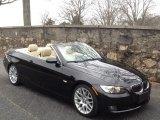 2007 Black Sapphire Metallic BMW 3 Series 328i Convertible #61288232